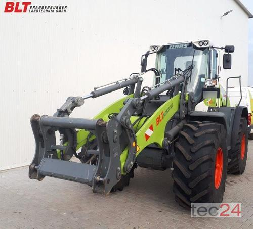 Claas Torion 1410  - Vorführmaschine - Year of Build 2017 Heiligengrabe OT Liebenthal