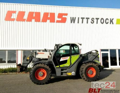 Claas Scorpion 9055 Рік виробництва 2016 Heiligengrabe OT Liebenthal