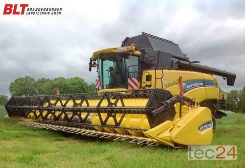 New Holland CX 8080 Baujahr 2015 Heiligengrabe OT Liebenthal