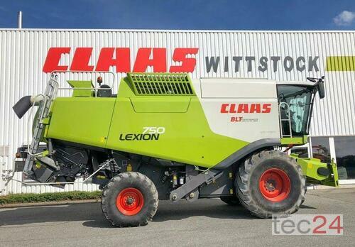 Claas Lexion 750 Year of Build 2012 Heiligengrabe OT Liebenthal