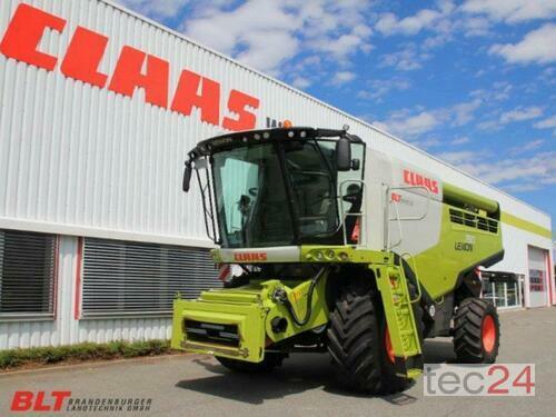 Claas Lexion 750 Year of Build 2017 Heiligengrabe OT Liebenthal