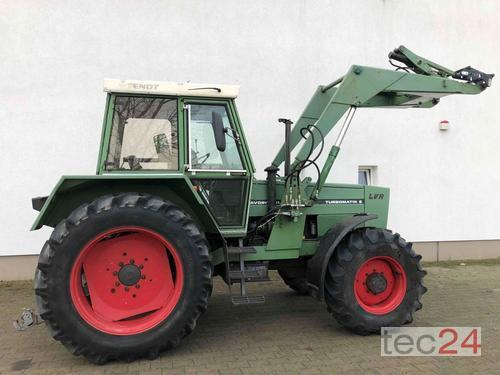 Fendt Favorit 611 LSA