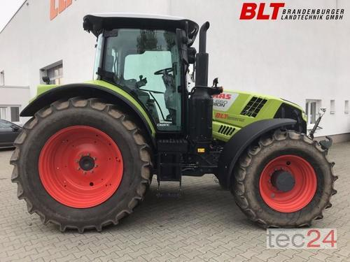 Claas Arion 660 Cmatic CIS+ Year of Build 2018 4WD