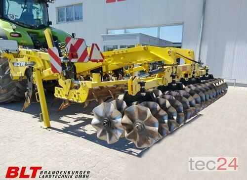 Terraland Tn 3000 Hd7r Profi - Vorführmaschine - Rok výroby 2016 Heiligengrabe OT Liebenthal