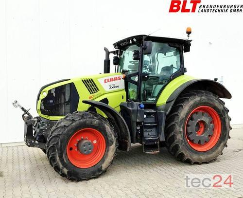 Claas Axion 870 Cmatic Frontlader Baujahr 2017