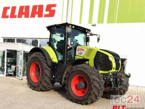 Claas AXION 870 CMATIC - Vorführmaschine -