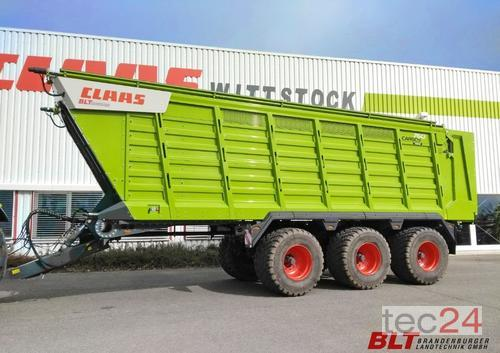 Claas Cargos 760 Trend Tridem Year of Build 2020 Heiligengrabe OT Liebenthal
