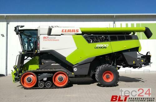 Claas Lexion 6800 Tt Année de construction 2020 Heiligengrabe OT Liebenthal