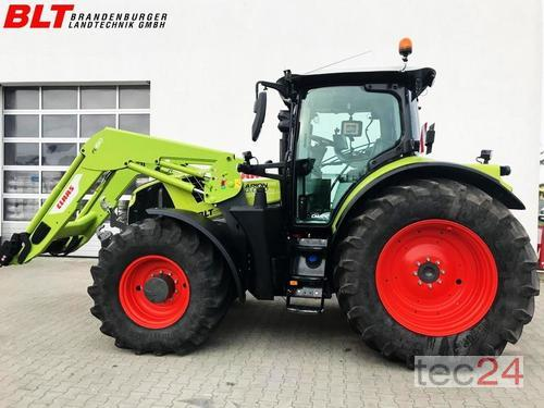 Claas Arion 660 Sonderedition 150000 Chargeur frontal Année de construction 2019