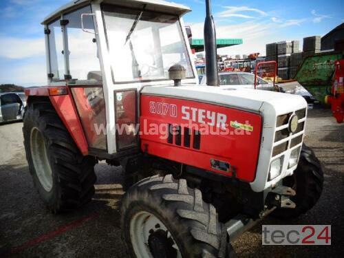 Steyr 8070 A FS