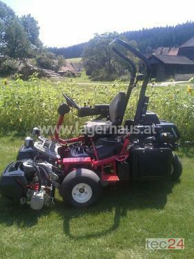 Toro Greensmaster 3420 Triflex Год выпуска 2012 Attnang-Puchheim