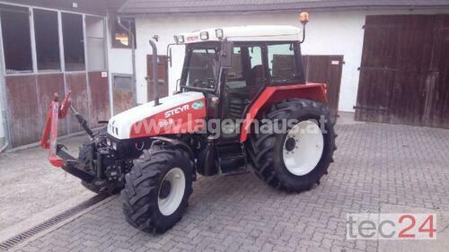 Steyr 968 M A PROFI