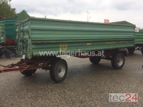Brantner 5500x2200 10 To !!Auctionsmaschine!! Www.Ab-Auct Attnang-Puchheim