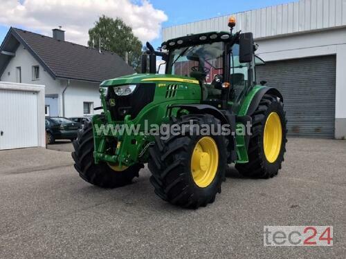 John Deere 6155R Bouwjaar 2018 Attnang-Puchheim