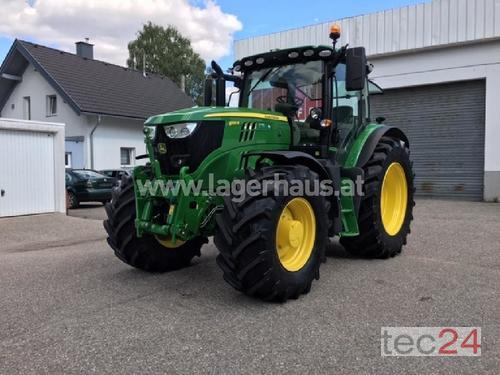 John Deere 6155R Byggeår 2018 Attnang-Puchheim