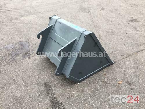 Stekro VOLUMENSCHAUFEL RADLADER/HOFTRAK 1M