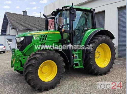 John Deere 6140 M POWER GARANTIE 1+2