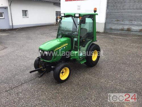 John Deere 2720 HST Year of Build 2009 4WD