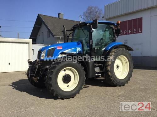 New Holland TS 115 A Baujahr 2007 Allrad