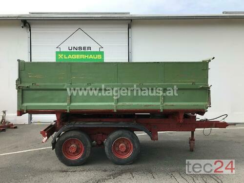 Anhänger/Kipper Årsmodell 2000 Attnang-Puchheim