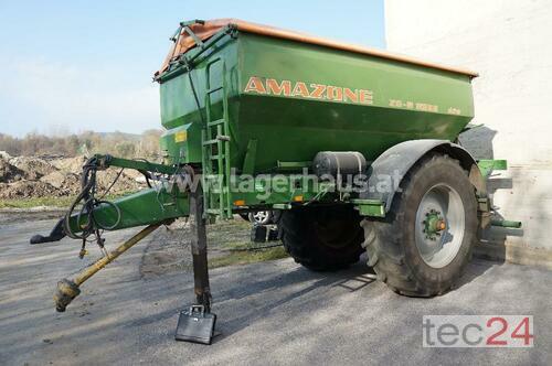 Amazone ZG-B 8200 Drive Rok produkcji 2005 Horitschon