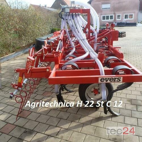 Evers Oldenburger Bi-T17/67 Anul fabricaţiei 2017 Unterschneidheim-Zöbingen
