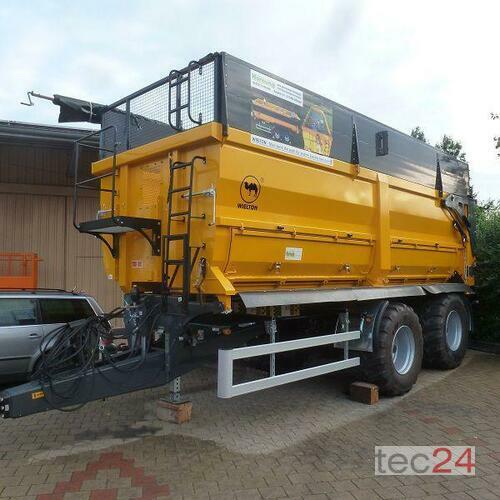 Wielton Prc - S 2 -24 To Year of Build 2018 Unterschneidheim-Zöbingen