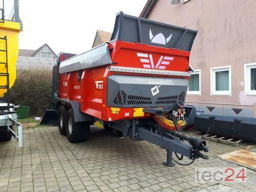 Metal-Fach N 272-3 Año de fabricación 2018 Unterschneidheim-Zöbingen