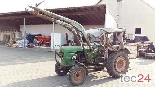 Deutz-Fahr D 4005 Front Loader Year of Build 1966