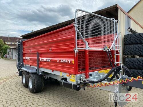 Metal-Fach 280 Anul fabricaţiei 2020 Unterschneidheim-Zöbingen