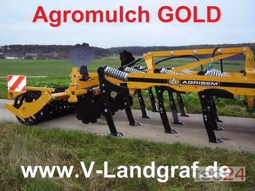 Unia Agromulch Gold Год выпуска 2017 Ostheim/Rhön