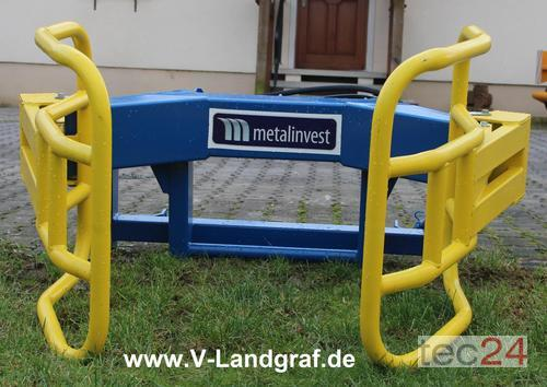 Metalinvest Rundballenzange Rok produkcji 2017 Ostheim/Rhön