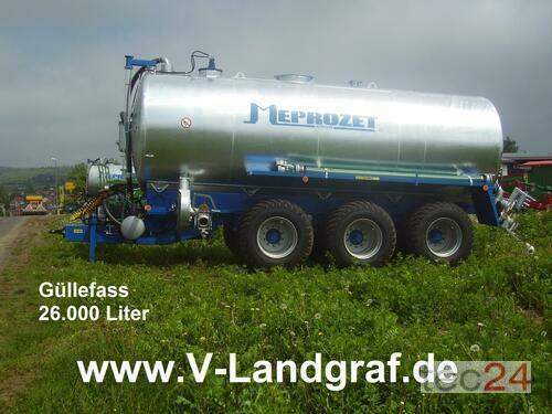 Meprozet Pn-2/24 Anul fabricaţiei 2017 Ostheim/Rhön