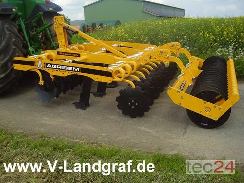 Agrisem Maximulch Year of Build 2017 Ostheim/Rhön