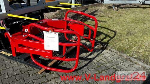 Metalinvest Rundballenzange