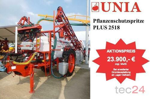 Unia Plus 2518 Baujahr 2017 Ostheim/Rhön