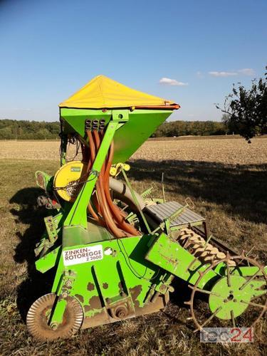 Info Agrar Sämaschine