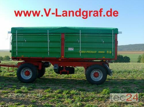 Pronar T 680 U Baujahr 2018 Ostheim/Rhön