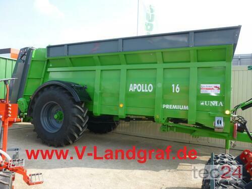 Unia Apollo Premium 16
