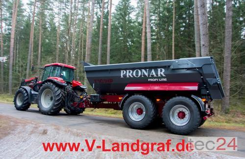 Pronar T 701 Hp Baujahr 2019 Ostheim/Rhön