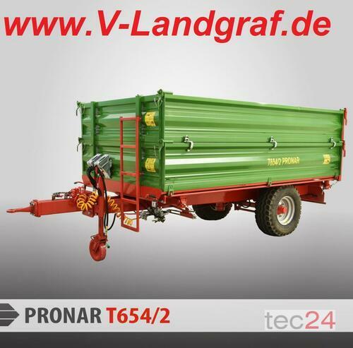 Pronar T 654/2 Baujahr 2019 Ostheim/Rhön