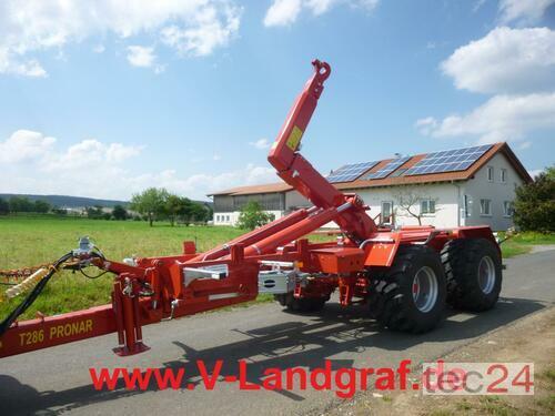 Pronar T 286 Έτος κατασκευής 2019 Ostheim/Rhön