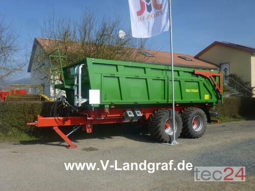 Pronar T 669/1 Baujahr 2019 Ostheim/Rhön