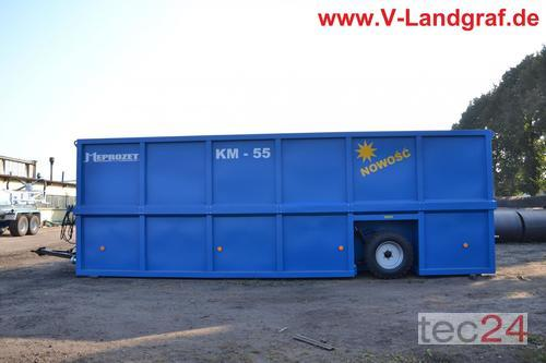 Lagertechnik Meprozet - KM 55