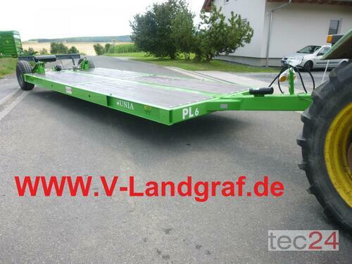 Trailer/Carrier Unia - PL6