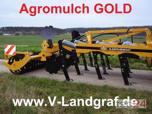Agrisem Agromulch Gold Baujahr 2020 Ostheim/Rhön