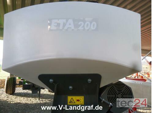 Unia Eta 200 Årsmodell 2020 Ostheim/Rhön