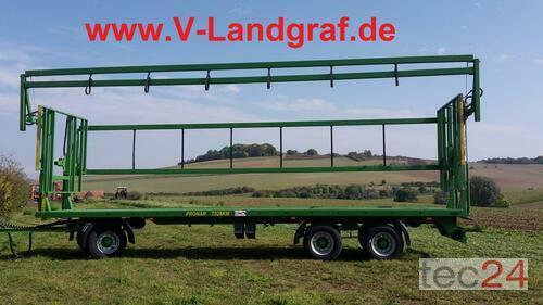 Pronar T 028 Km Year of Build 2021 Ostheim/Rhön