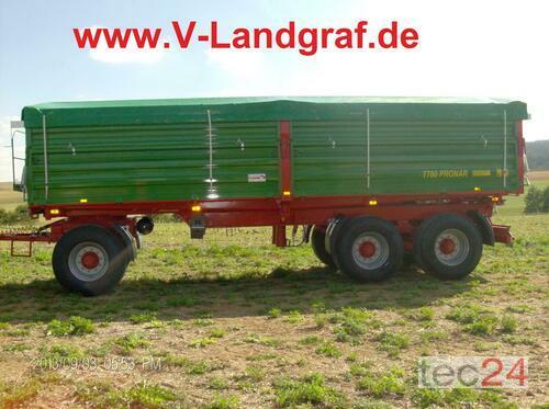 Tipper/Dumper - Trailed Pronar - T 780