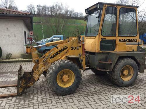 Hanomag 20 E Defekt Fährt Nur Vorwärts Byggeår 1990 A/C